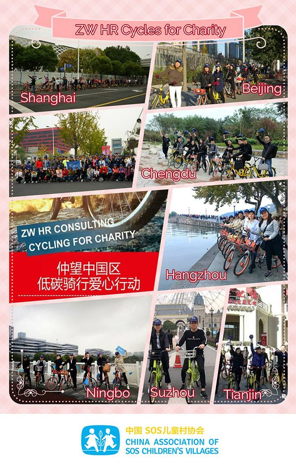 ZW Cycles for Charity